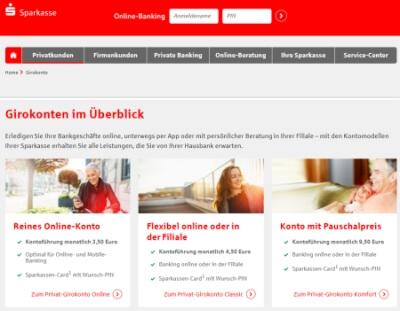 Phishing-Internetseite